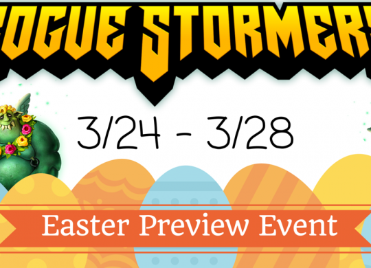 Easter Preview Event