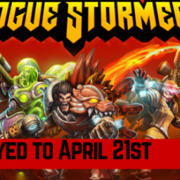 delayed to April 21st